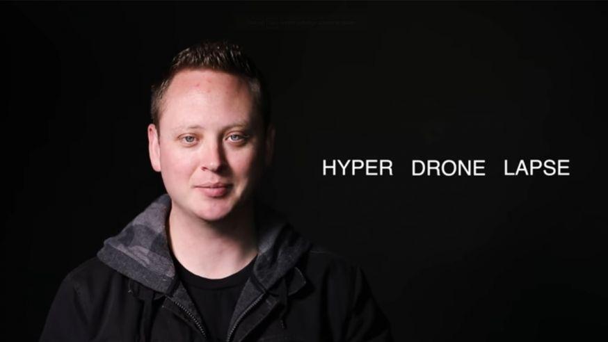 Hoe maak je een hyper drone lapse?