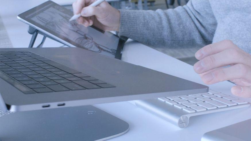 Astropad Studio verandert iPad Pro In tablet voor Mac