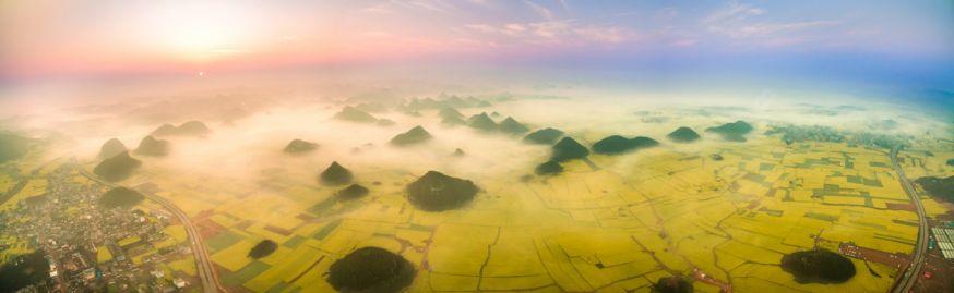 De beste luchtfoto's van de wereld