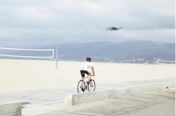 MyDrone – spectaculaire nieuwe volg-drone op Kickstarter