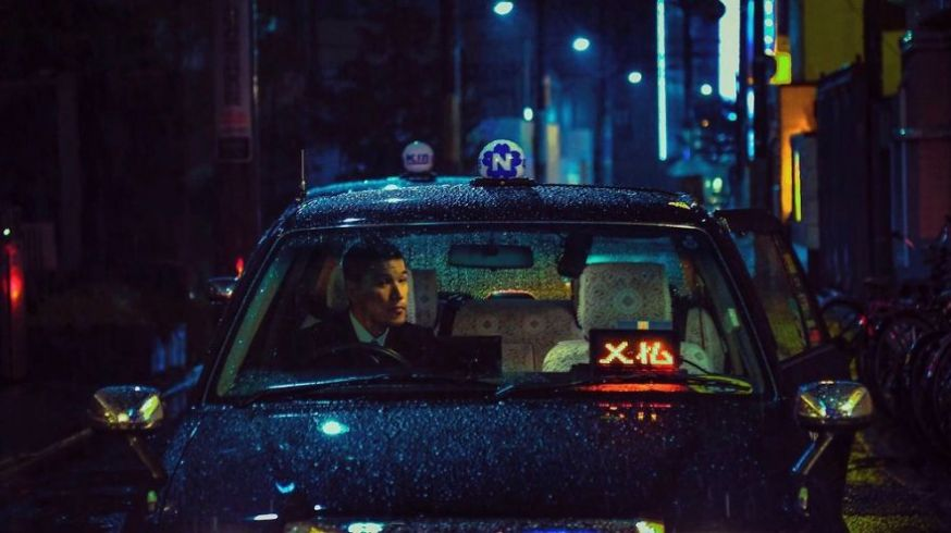 Liam Wong in Tokyo