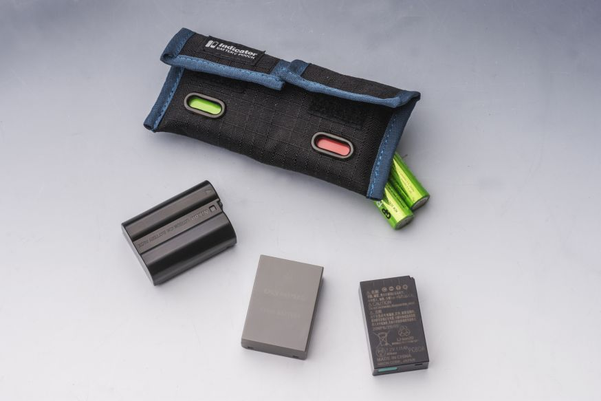 Rogue Battery Pouch