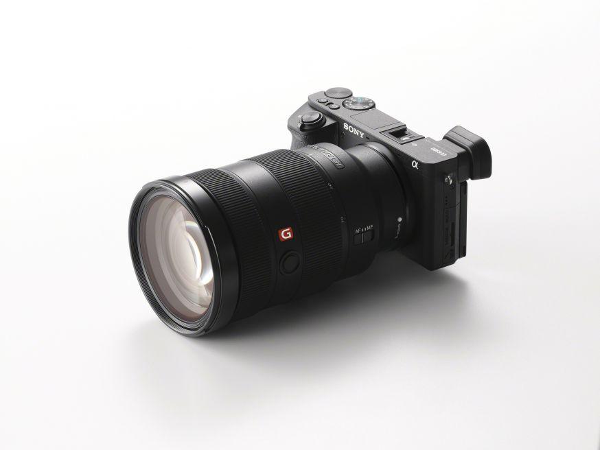 Sony a6500 aangekondigd