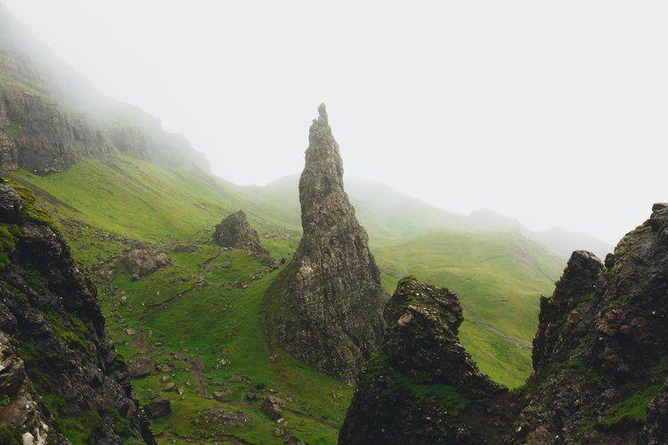 Asad Iqbal fotografeert mysterieuze landschappen