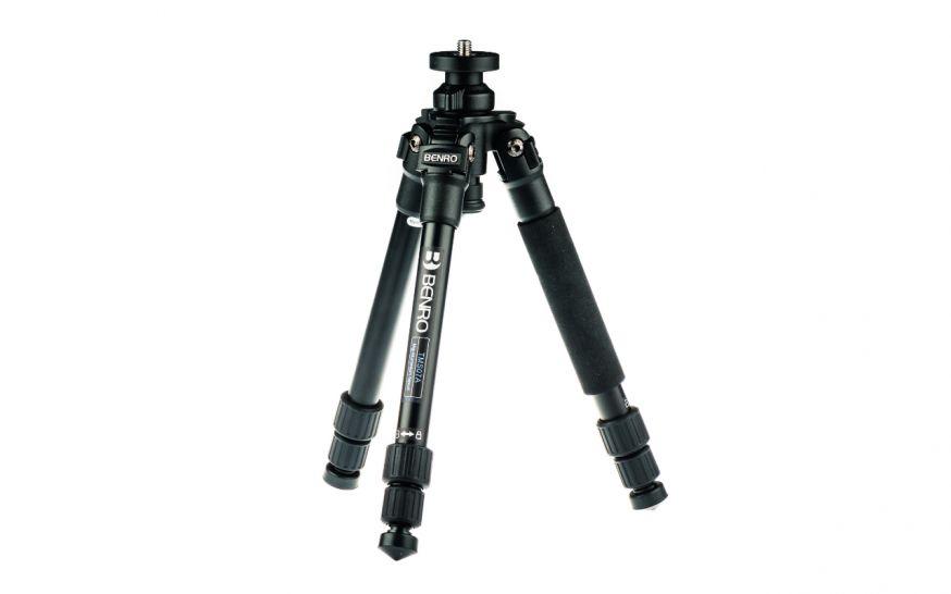 benro tms07a statief compact voor macrofotografie