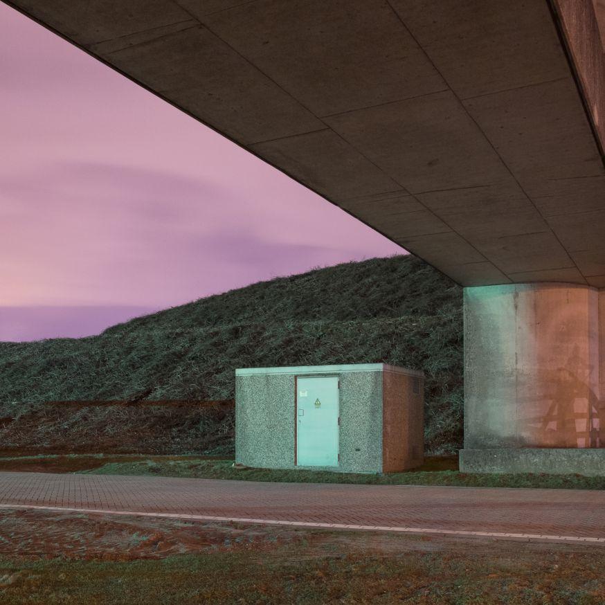 In de Spotlight: Calandkanaal windscherm van Danny Holleman