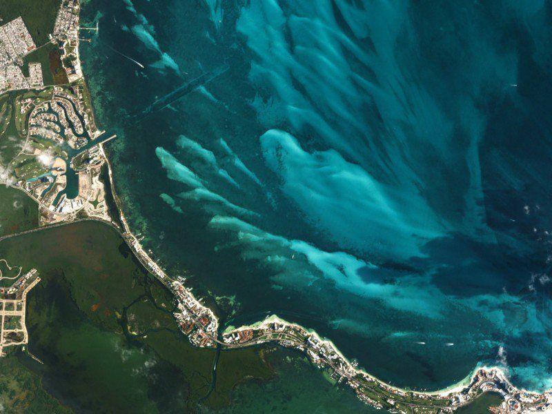 Satelliet Startup maakt elke dag een 50 terapixel afbeelding