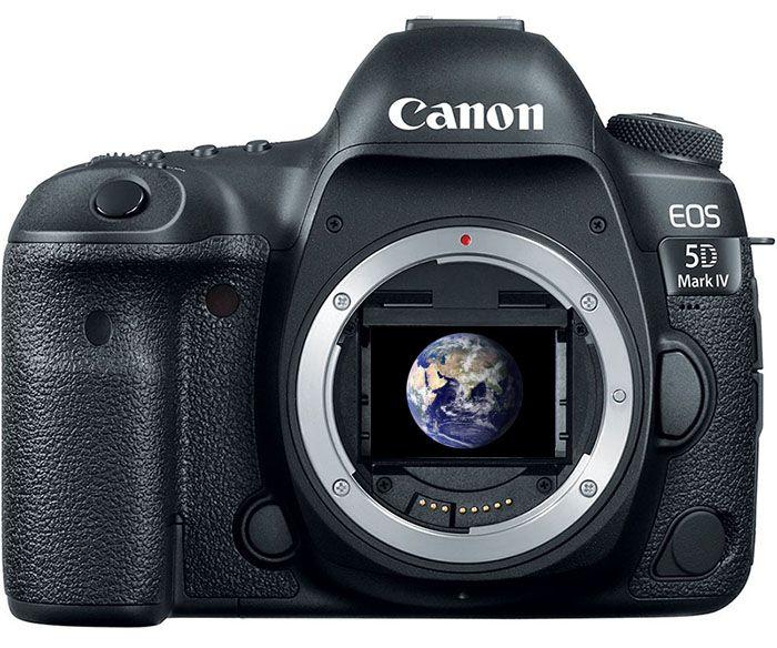 Canon wil satelliet met camera lanceren