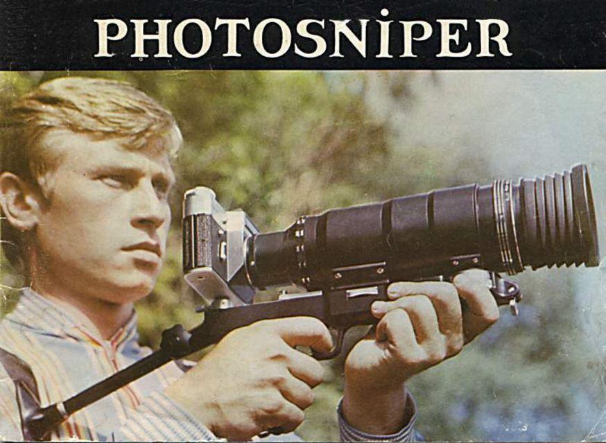 Zenit Photosniper Letterlijk Foto S Schieten Digifoto Pro