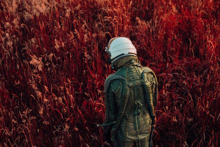 Bigger Than Us – David Schermann