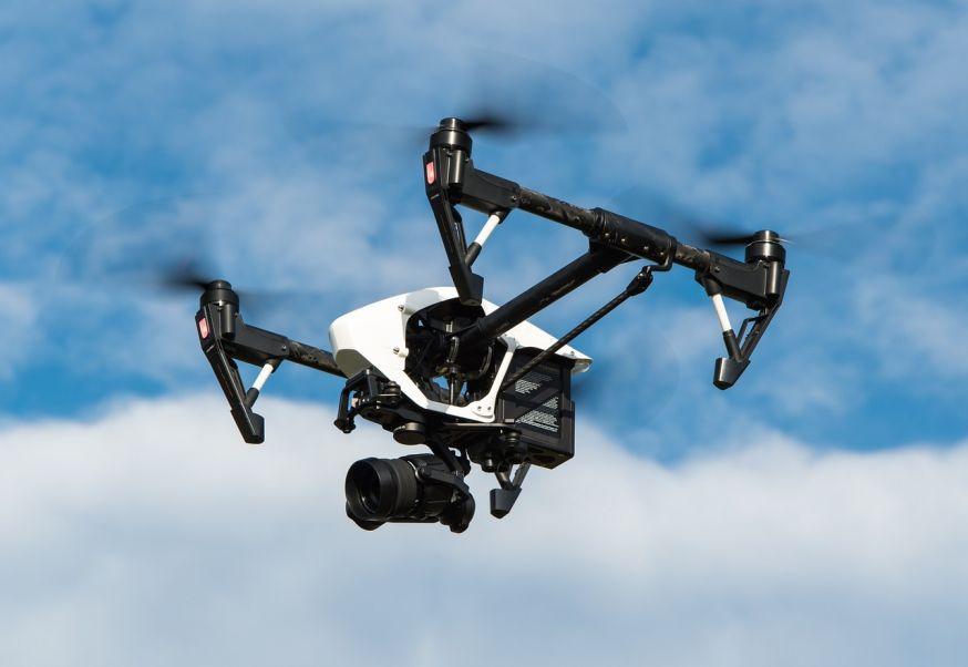 Franse overheid verbied luchtfotografie en video