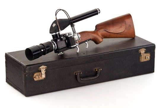 Leica geweer