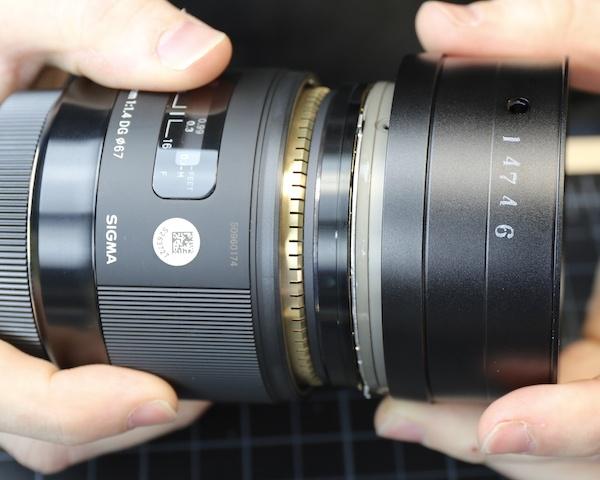 lensRentals.com sloopt Sigma 35mm f/1.4 DG HSM Art