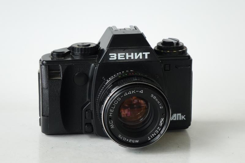 Camera's uit Sovjettijd gestolen