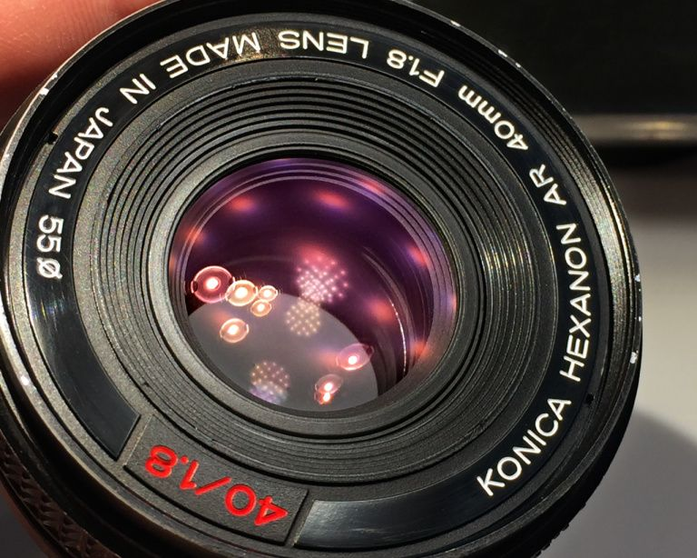 Schimmel verwijderen lens - Tom Leonard