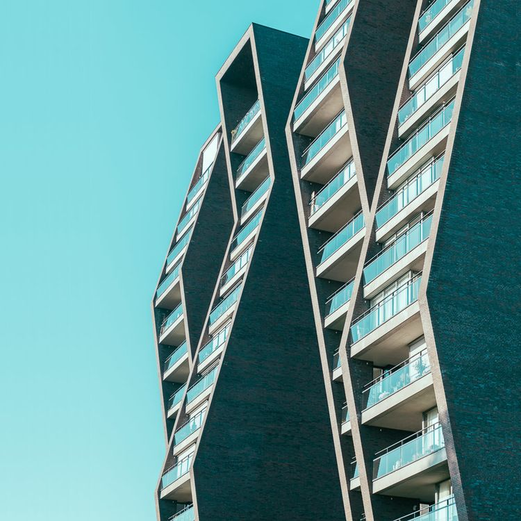 Jeroen Peters fotografeert unieke vormen in architectuur