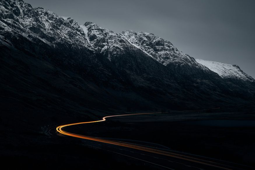 © Daniel Pecena - A82, Glen Coe, Highland, Schotland