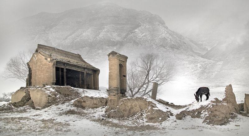 De verdwijnende dorpen van China