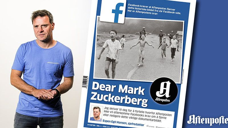 Facebook past beleid aan