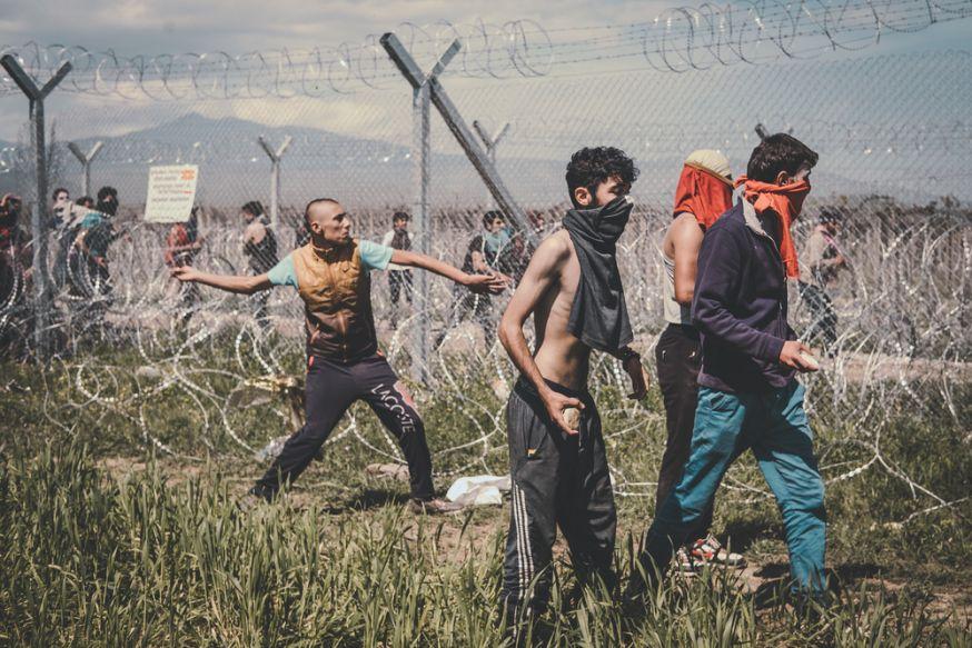Faceless, Forgotten – de strijd van vluchtelingen