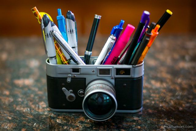 Leica M3 doos