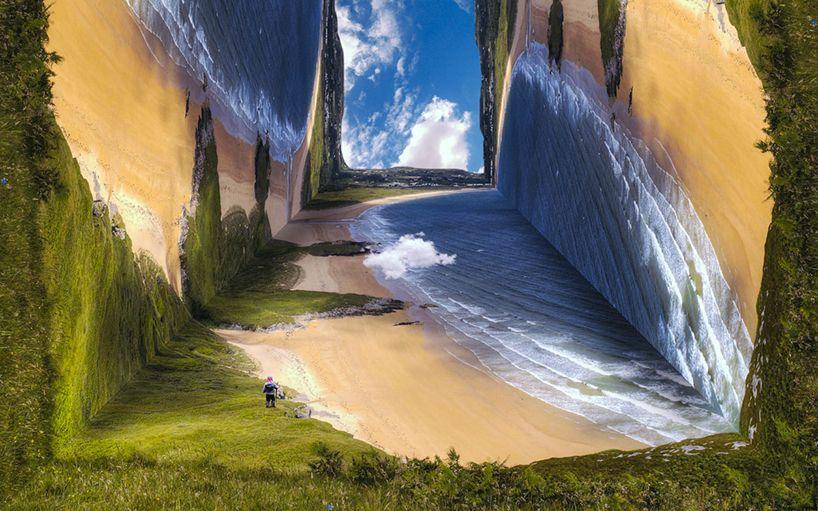 Bijzondere kubus-landschappen