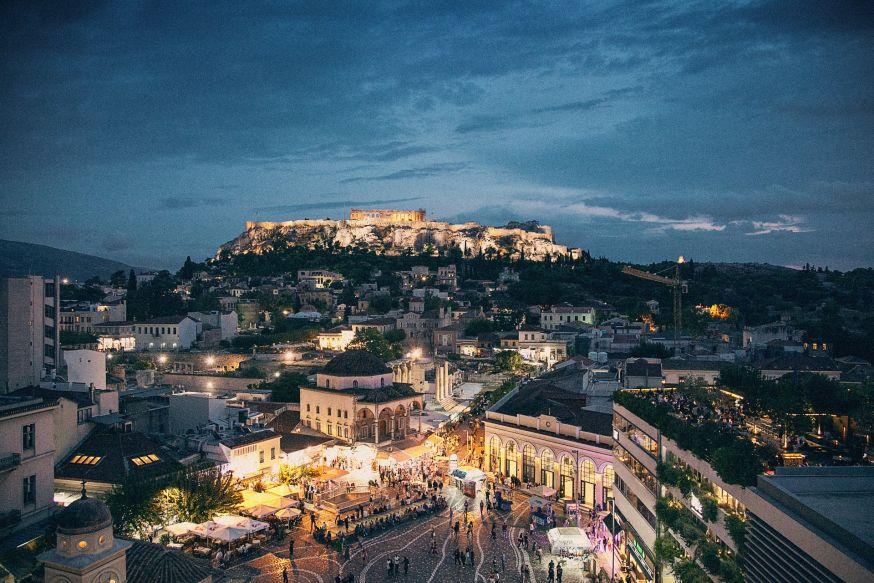 De mooiste fotolocaties ter wereld, athene griekenland
