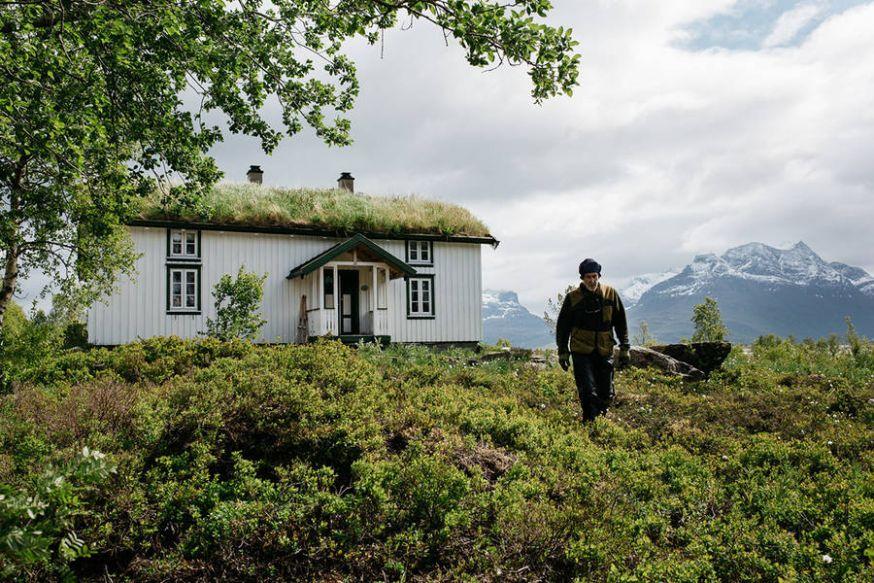 Het leven vlakbij het Noordpoolgebied