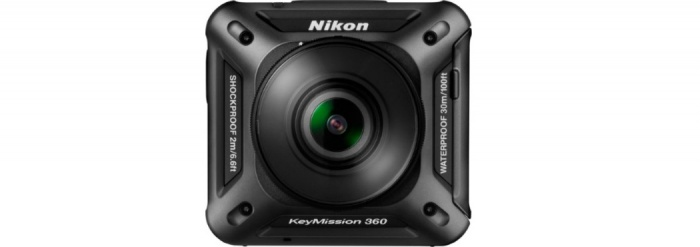 Nikon actiecamera KeyMission 360