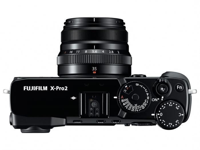 Preview - Fujifilm X-Pro2