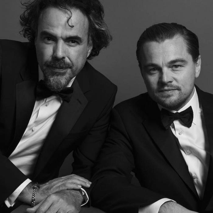 Golden Globes Inez and Vinoodh foto's