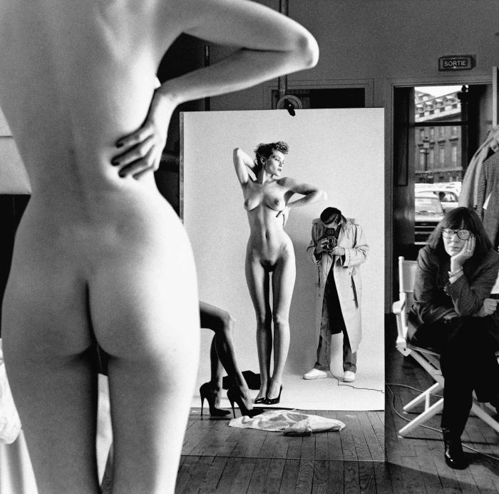 Helmut Newton tentoonstelling bij Foam