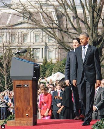 Jones met Obama