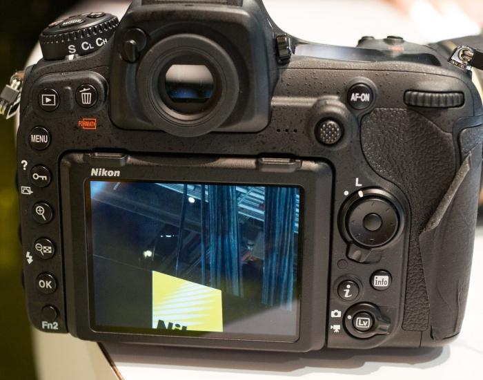 Nikon D500 hoge iso-waarden