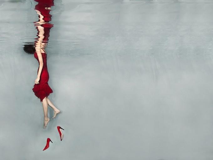 De 10 mooiste onderwaterfoto's van Lucie Drlikova