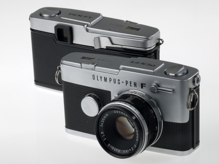 Retro Friday - Olympus Pen F