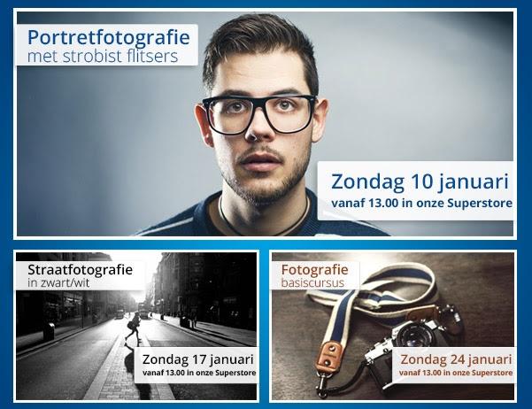 Elk weekend een Fotografie Cursus bij Foka