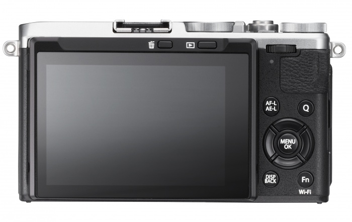 Fujifilm X70 - preview