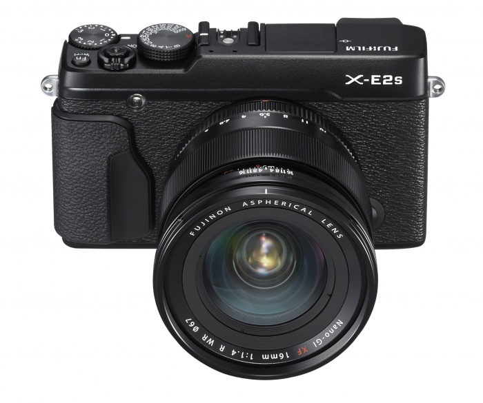 Fujifilm X-E2S - Preview