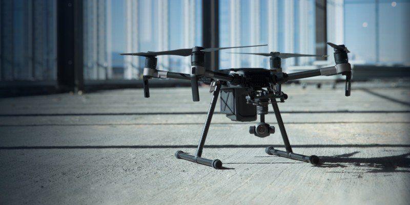Vliegtuig botsingen voorkomen met drones