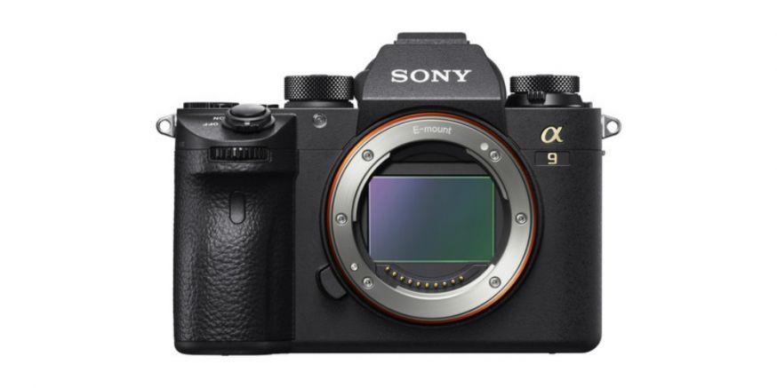 Sony a9 camera GP award Nikon, olympus, panasonic prijzen
