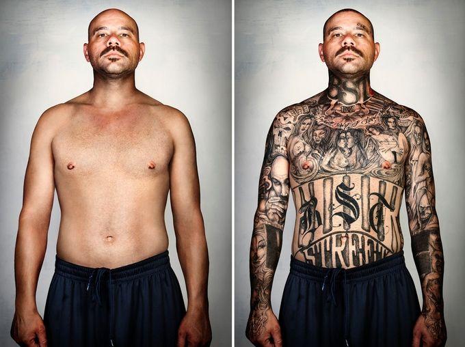 Skin Deep - Steven Burton