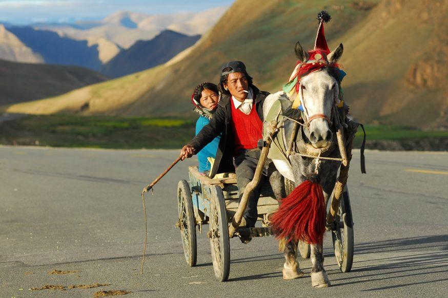 de mooiste fotolocaties ter wereld: tibet