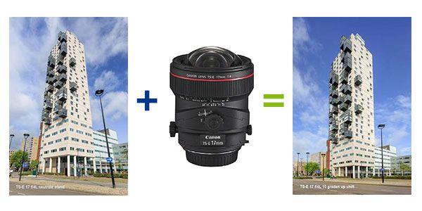 Tilt-shift masterclass bij CameraTools