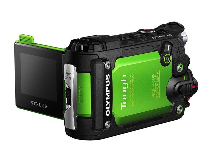 Nieuwe Stylus Tracker actioncam van Olympus voor al je outdoor-avonturen