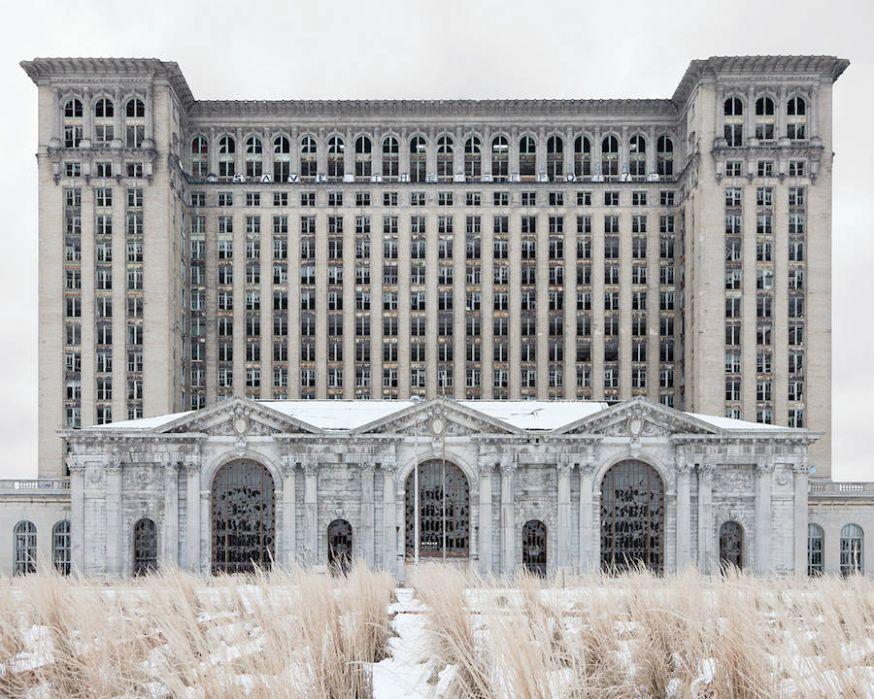 Urbex in Detroit