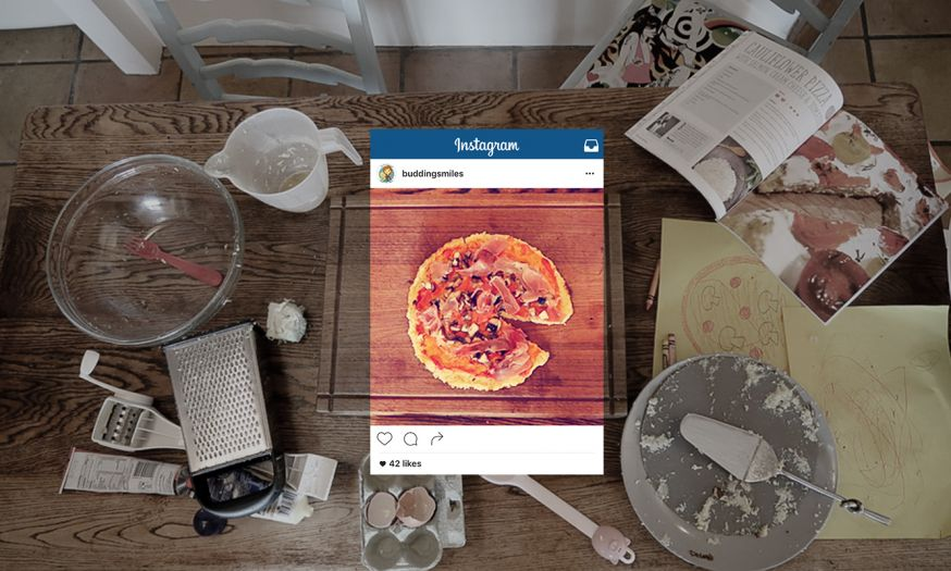 Instagram – perceptie vs realiteit