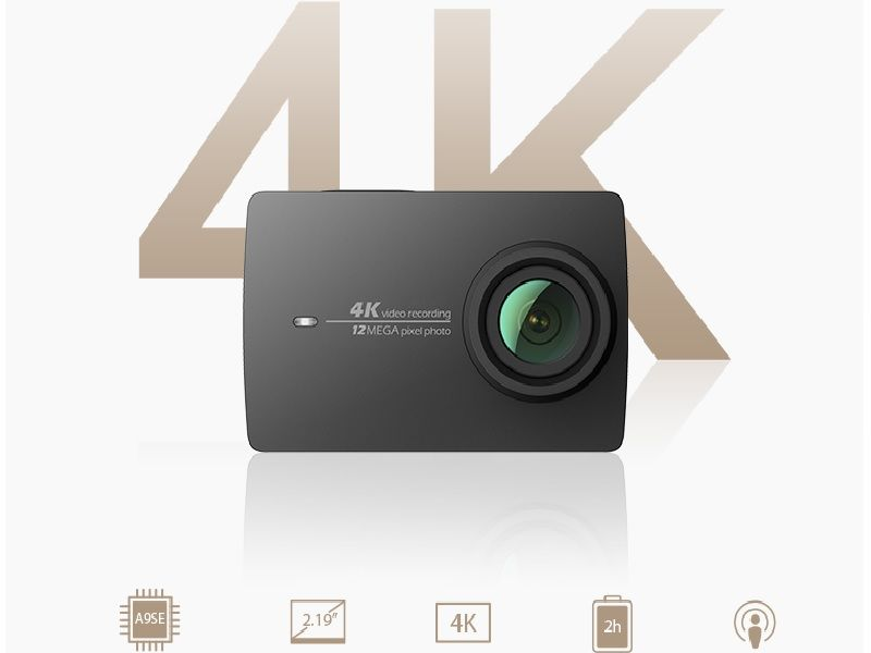 YI 4K Action Camera 2