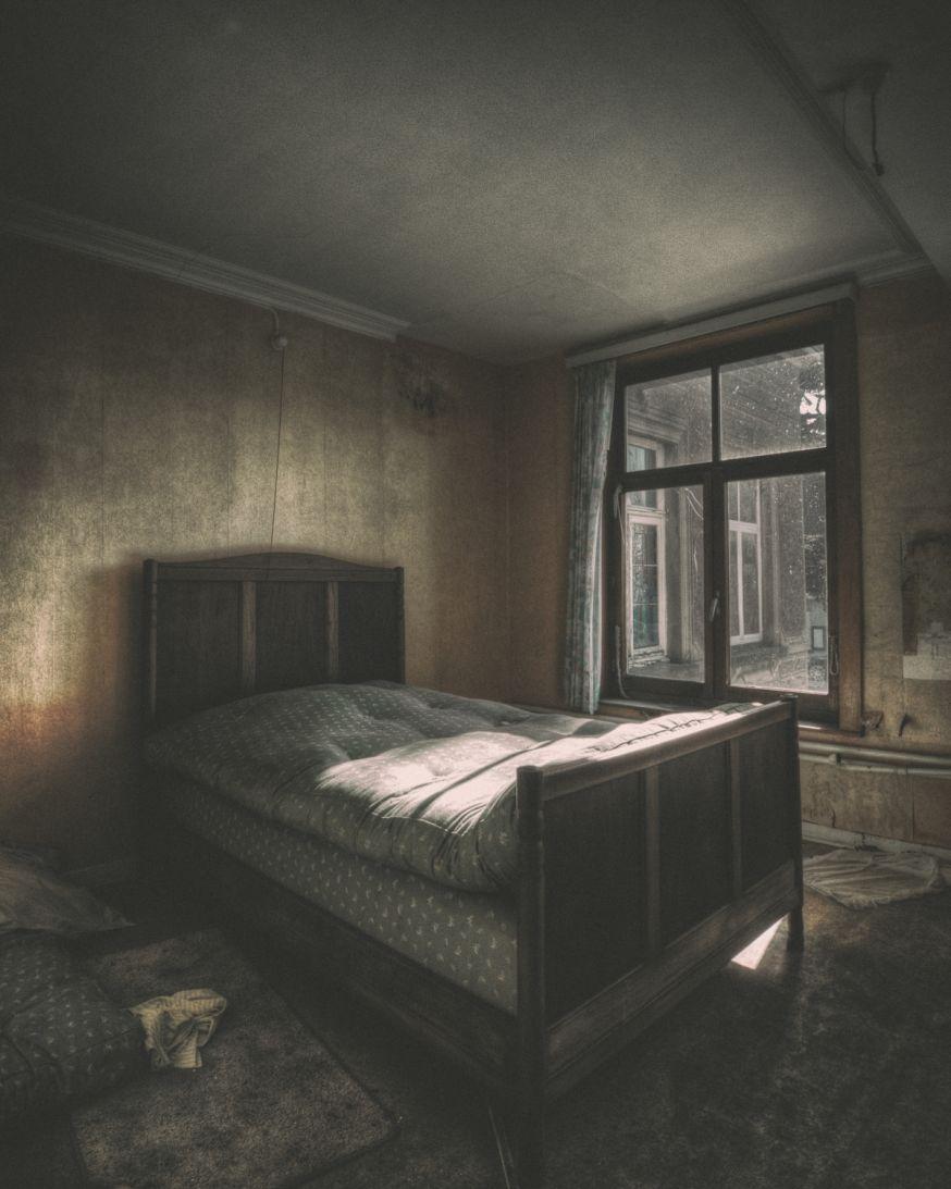 In de Spotlight: Urbexfoto's van Joke Absen