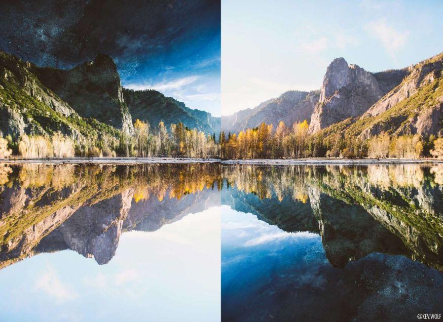 Kevin Wolf Yosemite National Park